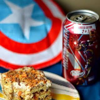 Butterfinger Lasagna & the premier of Avengers 2.