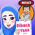 Sticker Indonesia untuk Whatsapp + Status Keren WA icon