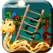 Snakes N Ladders The Jungle Fun Game