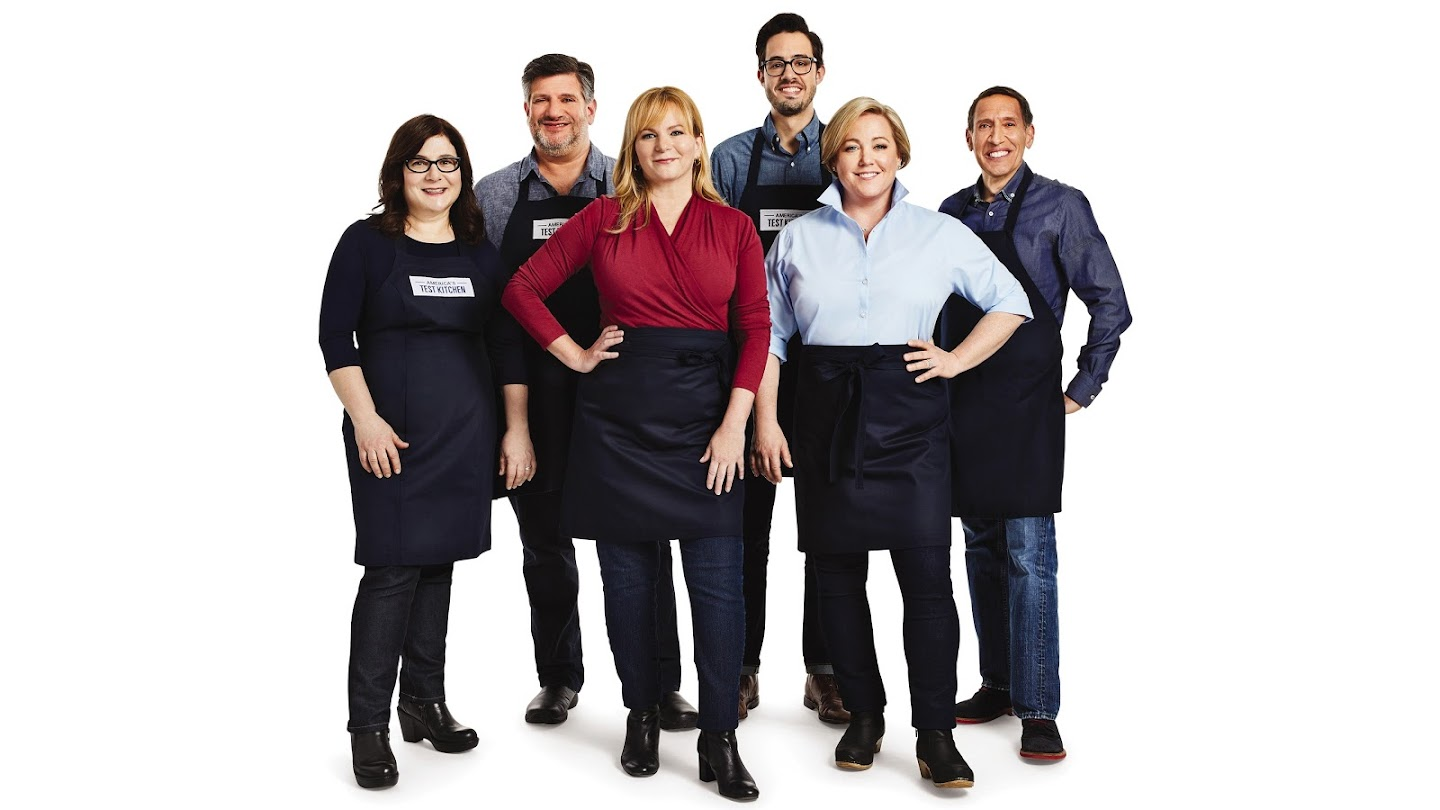 Watch America's Test Kitchen From Cook's Illustrated live