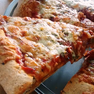 Fast and Easy DIY Pizza Dough.