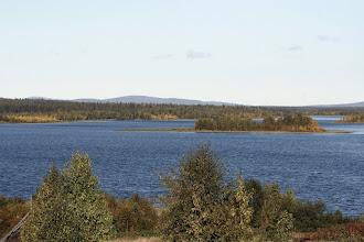 Photo: Kuolajärven saaret