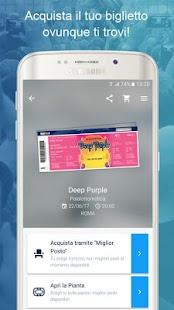 TicketOne.it - náhled