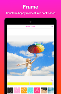 Magic Video Star, Video-Editor-Effekte - MagoVideo Screenshot