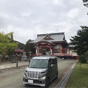 スペーシアカスタム MK53S HYBRID XSターボ 4WDのカスタム事例画像 takechan#9さんの2018年09月30日15:38の投稿