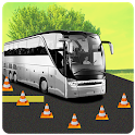 3D Bus Parking Simulator 2018 icon