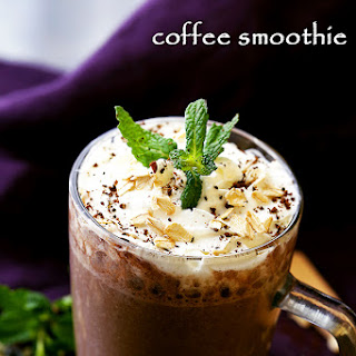 Coffee Smoothie.