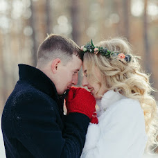 Wedding photographer Natalya Mikryukova (natalisis1). Photo of 22.02.2017