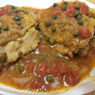 Golden Mushroom Chicken Recipe