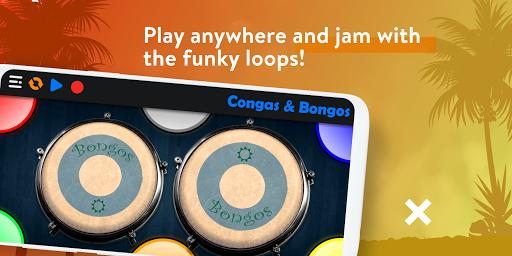 Congas & Bongos - Percussion Kit screenshot 3