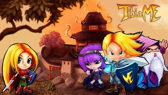 TibiaME MMO Screenshot 7