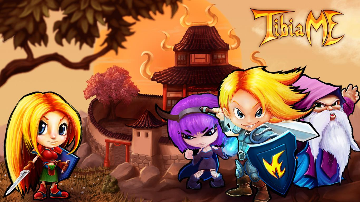TibiaME MMO- screenshot