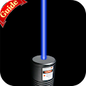 Tips Laser Pointer X2 Guide icon