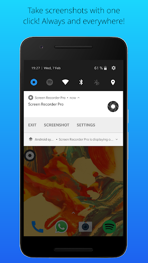 Screenshot Pro 2 Aplicaciones para Android screenshot