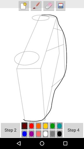 玩免費遊戲APP|下載How to Draw Supercars app不用錢|硬是要APP