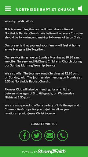 Northside Baptist Church TX