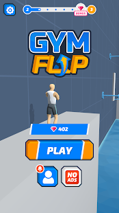 Gym Flip Screenshot