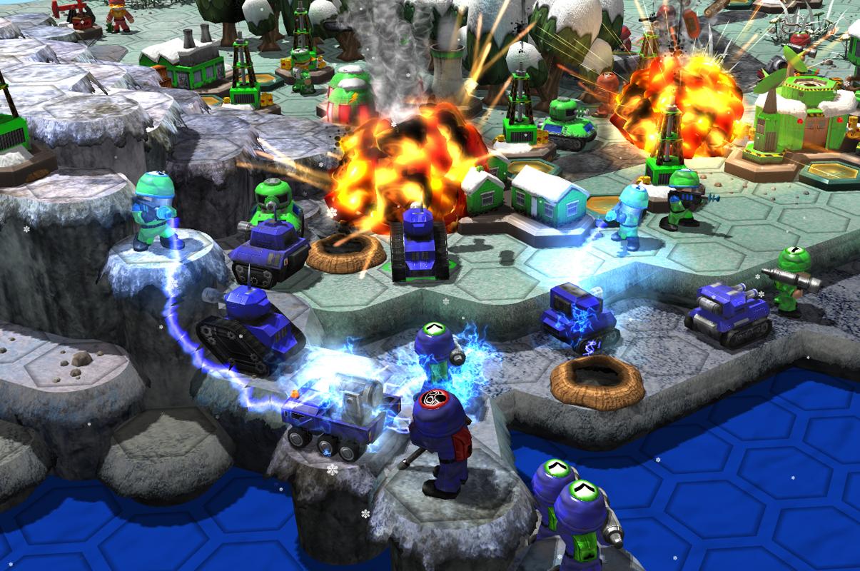 Epic Little War Game screenshot #12