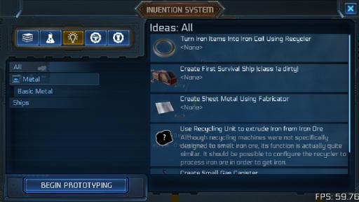 Code Triche Voidspace: Experimental survival space MMORPG apk mod screenshots 5