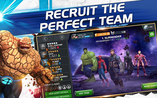 MARVEL Contest of Champions cheat screenshots 1
