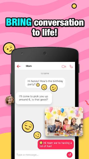 JusTalk Kids - Safe Video Chat and Messenger 0.9.13 screenshots 6