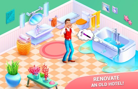 Hidden Hotel Mod Apk 1.1.57  (Unlimited Energy + Coins + Star) 1