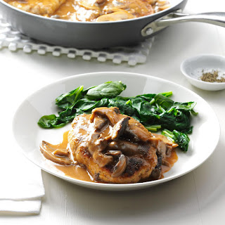 Turkey Salisbury Steaks.