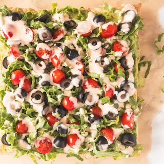 Vegan BLT Avocado Pizza Recipe