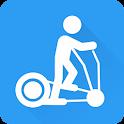 Эллиптический тренажер icon