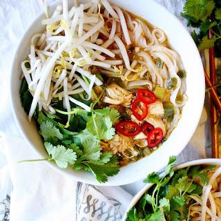 Spicy Thai Noodle Bowls.