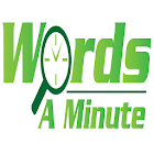Words A Minute icon