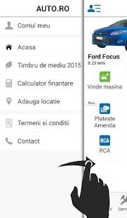 Auto.ro - screenshot thumbnail