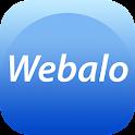 Webalo icon