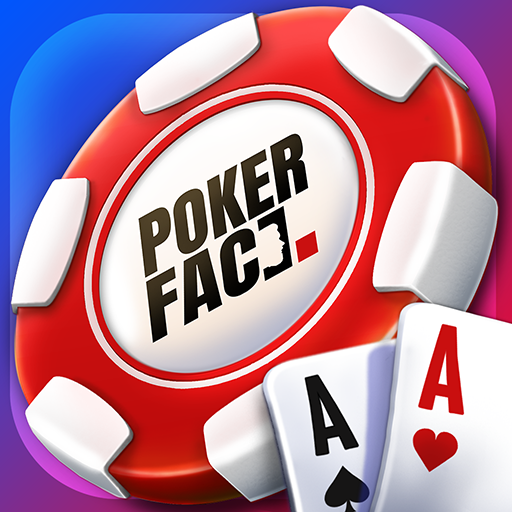 Poker Face - Texas Holdem‏ Poker With Your Friends