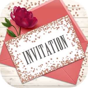 Glitter invitation maker 10 latest apk download for android apkclean glitter invitation maker apk download for android stopboris Choice Image