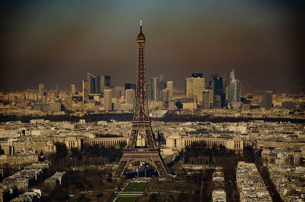 Vue d'ensemble parisienne di Gian Piero Bacchetta