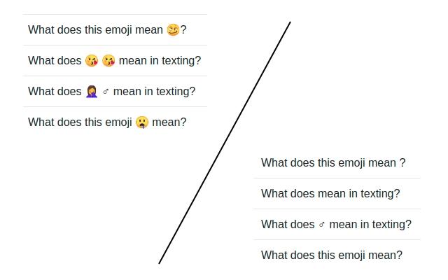 Emoji Blocker