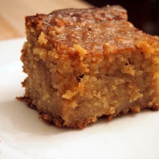 Lemon Ginger Oatmeal Cake