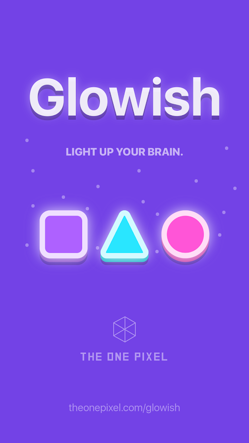 Glowish- screenshot