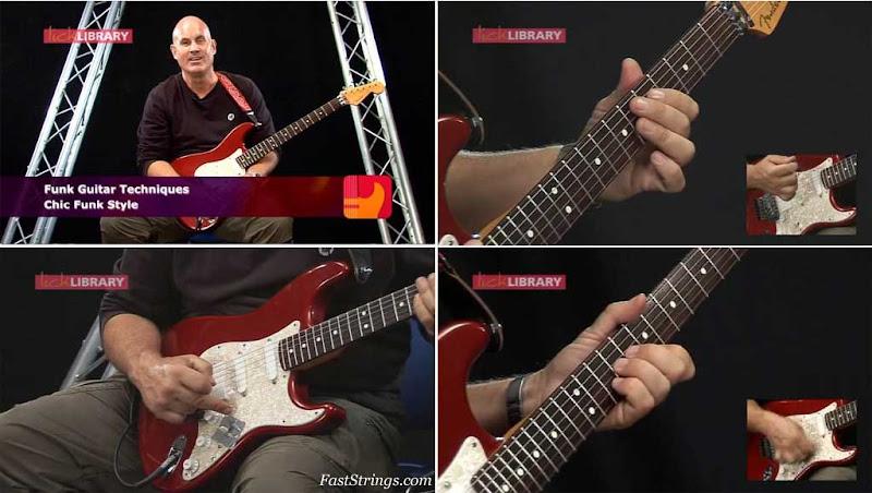 Ultimate Guitar Techniques - Funk Guitar Techniques