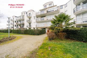 Appartement 4 pièces 89,45 m2
