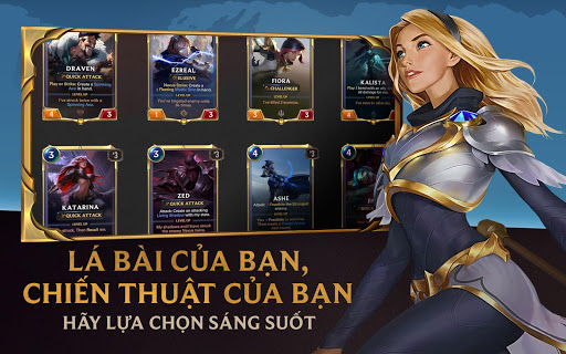 Huyu1ec1n Thou1ea1i Runeterra | Legends of Runeterra screenshots 20