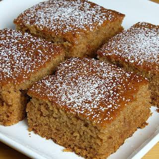 Apple Vegan Cake.