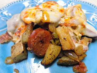 Kielbasa Potato Bake Recipe
