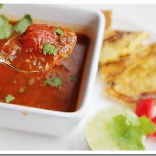 Salsa Soup (a Starter Soup)