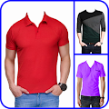 Men T-Shirt Designs Photo Montage APK