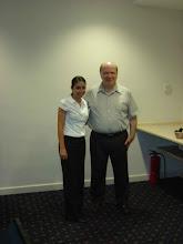Photo: Ing. Claudia Alvarez, Coordinadora de Organización y Compensaciones de OXXO