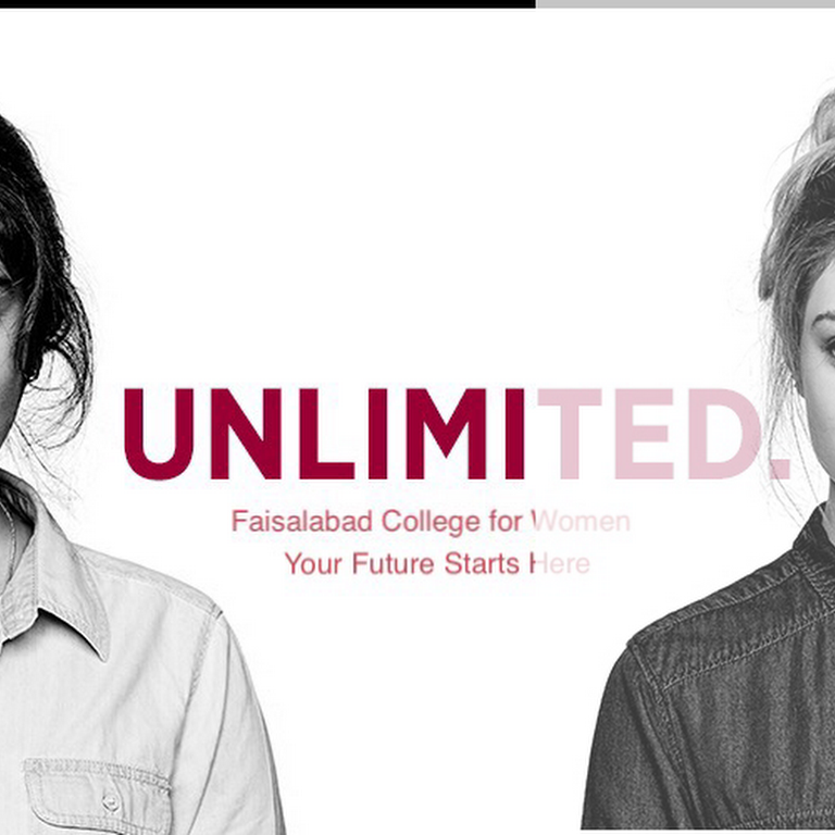Faisalabad College For Women Women S College In Faisalabad