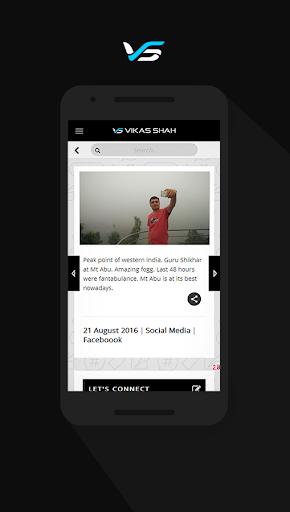 Vikas Shah Social screenshot 3