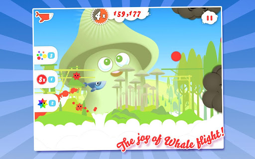 Whale Trail Frenzy apkpoly screenshots 4